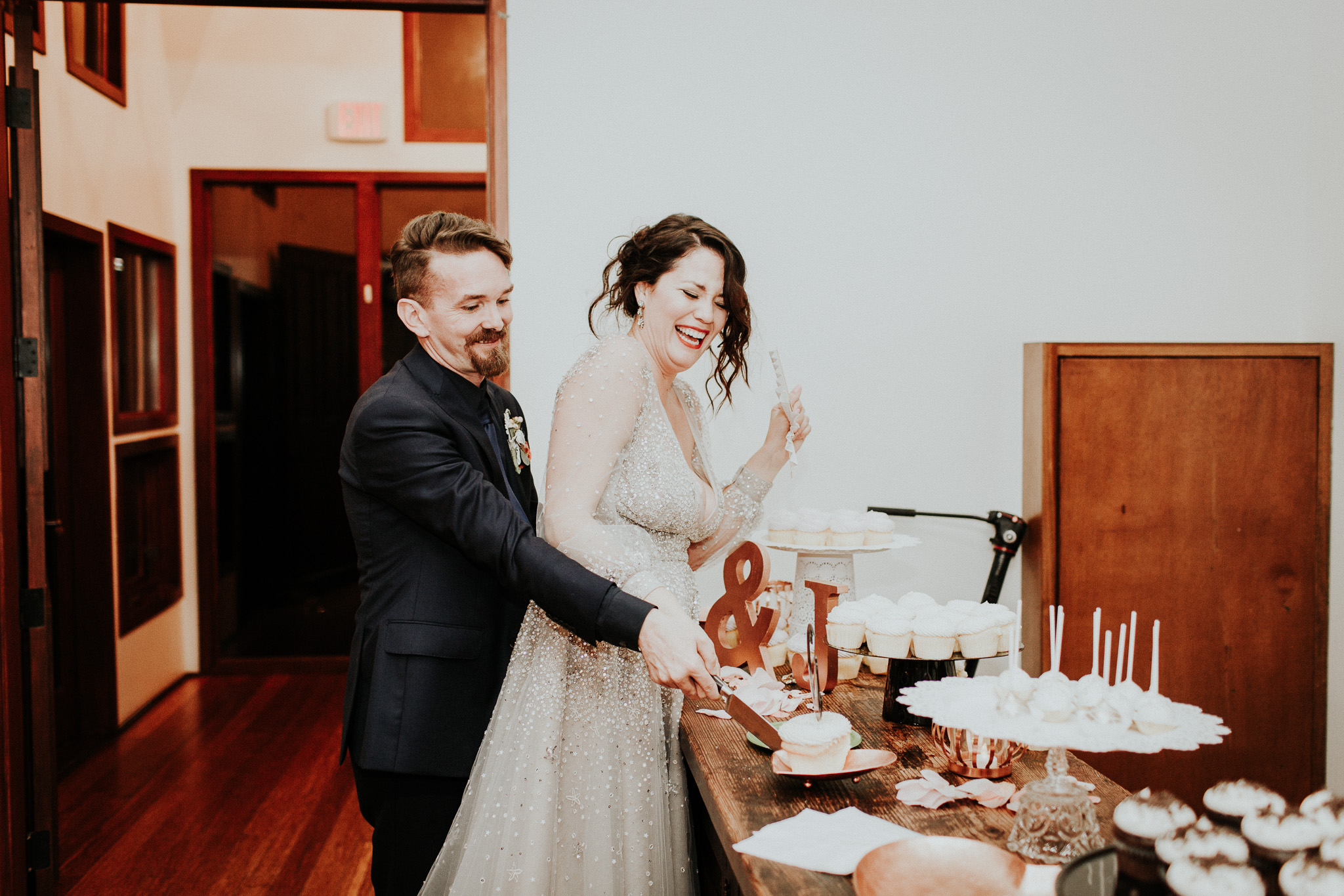 Cake Cutting at the 1909